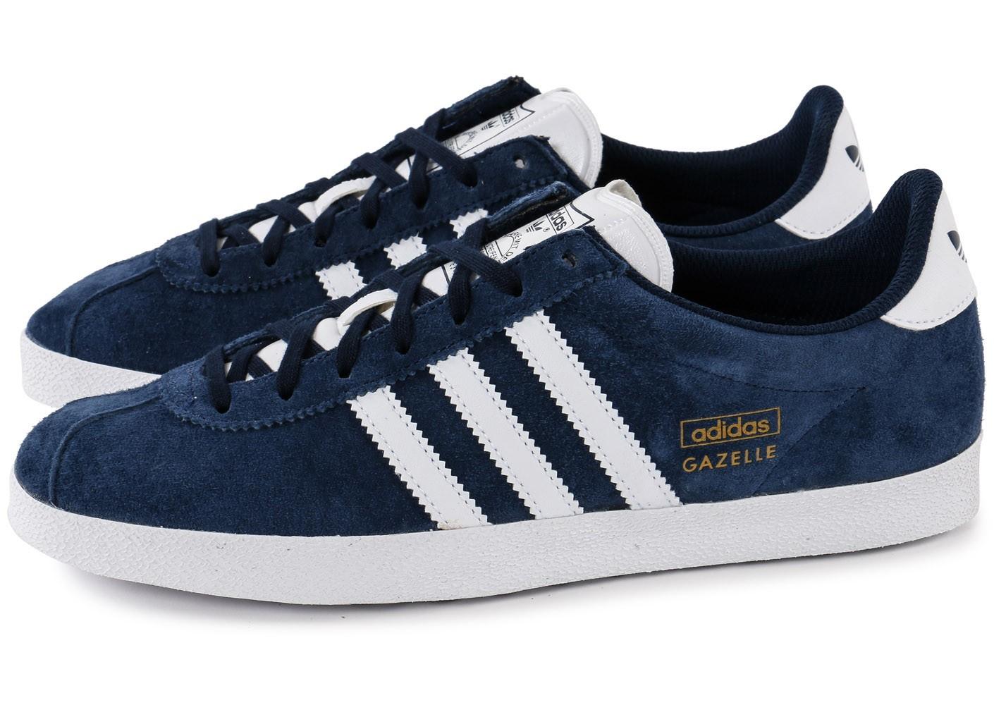 نفس الشيء السعادة تاجر adidas originals gazelle bleu clair blanche ...
